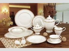 China Dinnerware Set & Mikasa Huntington 16 Piece Bone