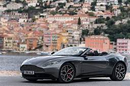 2018 Aston Martin DB11 Volante Review  AutoGuidecom News
