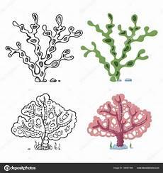 Malvorlagen Unterwasserwelt Algen Malvorlagen Unterwasserwelt Pflanzen Coloring And