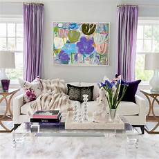 purple and gray living room decor shop the look betterdecoratingbiblebetterdecoratingbible