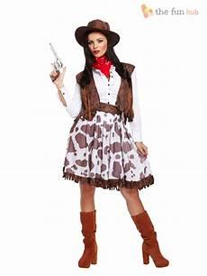 Costume De Cow D 233 Guisement Femme Far West