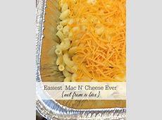 easiest mac  n  cheese_image
