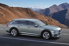 2020 audi a6 allroad launches in europe with new road