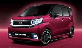 Next Generation Perodua Kenari – Exterior And Interior