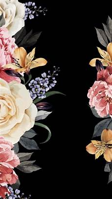 flower wallpaper for phone screen beautiful flower with black background iphone wallpaper