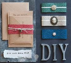 make wrap invitations diy wedding invitation wraps low