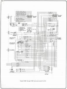1984 gmc wiring diagrams 81 87 instrument pg1 at 1986 chevy truck wiring diagram carros