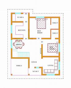 house plans in kerala with 2 bedrooms kerala house plans with estimate 20 lakhs 1500 sq ft