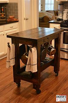 Kitchen Island Cart Diy by Makeover Your Kitchen Chairs With New Stops Rust Satin