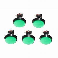 5pcs Green Light 60mm Arcade by 5pcs Green Led Light 60mm Arcade Player Push