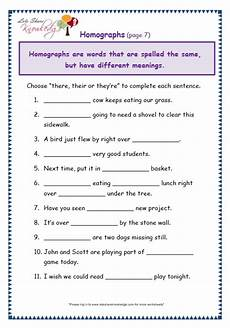 grammar exercises for grade 7 19266 grade 3 grammar topic 26 there their they re worksheets lets knowledge
