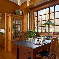 75 most popular craftsman dining room design ideas