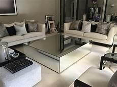 Mirror Coffee Table Furniture