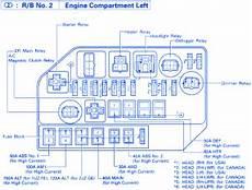 Lexus Sc400 1993 Fuse Box Block Circuit Breaker Diagram