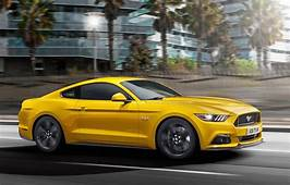 Ford Mustang Was The Best Selling Sports Car In World