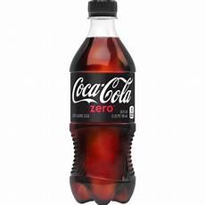 coke zero sugar bottle 20 fl oz walmart