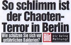 bild zeitung berlin presseartikel terror