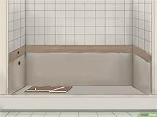 come sostituire una vasca da bagno come sostituire la vasca da bagno 11 passaggi