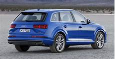 Audi Q7 Second Generation 7 Seater Suv Debuts Image 295884
