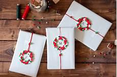 Geschenke Verpacken Weihnachten - geschenke verpacken mit b 252 gelperlen