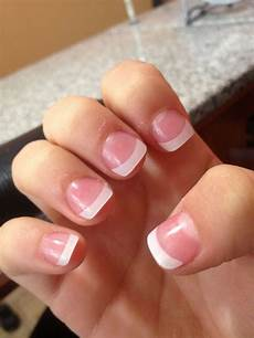 pin by raegan grace on nails in 2019 french tip acrylic