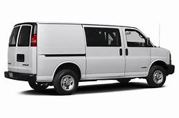 2015 Chevrolet Express 3500  Price Photos Reviews