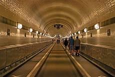 Alter Elbtunnel Hamburg - a walking tour of hamburg s architectural landmarks