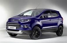 Ford Ecosport Facelift 2015 Ford Europa Autopareri
