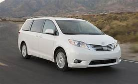 2012 Toyota Sienna Limited Review Car Reviews