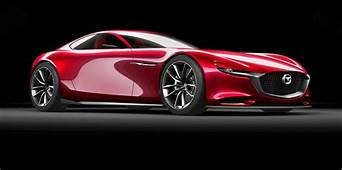 Mazda RX 9 Previewed With Vision Rotary Concept At