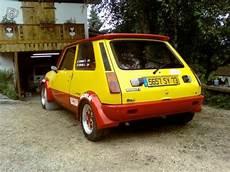 A Vendre R5 Alpine Turbo Calberson Photo 2 Renault 5
