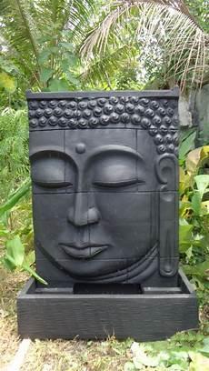 grande fontaine bouddha exterieur grande fontaine ext 233 rieur mur d eau visage de bouddha 1 m