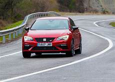 seat cupra 300 2017 review by car magazine