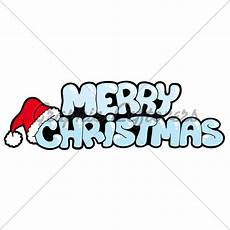 merry christmas snowy sign 183 gl stock images