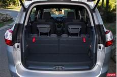 Le Ford C Max Voit Grand Pour Offrir Sept Places Photo