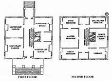historic greek revival house plans clarke house floor plan greek revival history