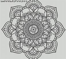 29 intricate mandala coloring pages collection coloring