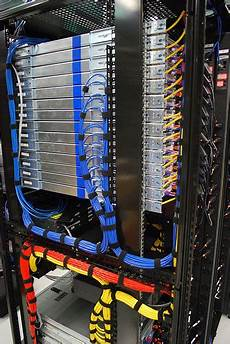 Server Room Rackmount Cable Length Calculations Best