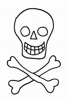 Malvorlagen Einfach Ausdrucken Ausmalbilder Totenkopf Malvorlagentv