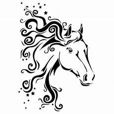 Malvorlage Pferd Din A4 Laser Kunststoff Schablonen Din A4 Pferd Avec Images
