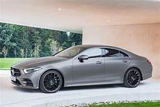 2018 Mercedes Cls Revealed Debuts Inline Six Engines