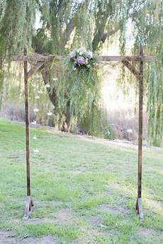 wedding arch diy how to make a wedding arbors simple
