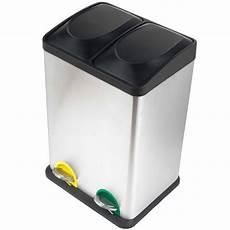 hobbs rh00140 kitchen recycle waste separation bin