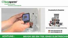 so wechselt ein defektes k 252 hlschrank thermostat
