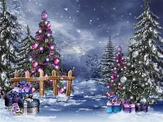 5x7ft Tree Snow Lights Flags by Tree Gift Artistic
