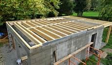 toit plat en tole toit terrasse beton designcivique