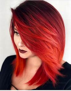 20 ideas of bright red bob hairstyles