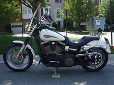 Harley Davidson Rockville by 2007 Harley Davidson 174 Fxdb Dyna 174 Bob 174 White Pearl