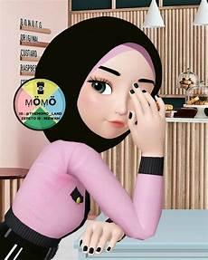 Pin Oleh Ihah Di Momo Animasi Desain Karakter Gambar