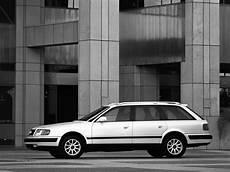 audi 100 avant c4 specs photos 1991 1992 1993